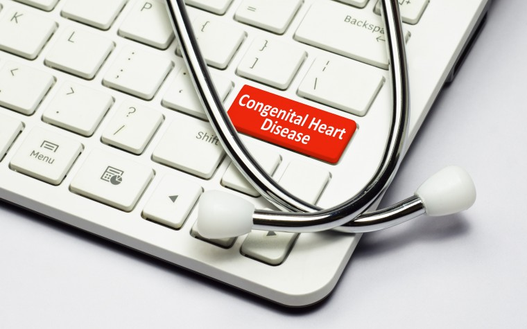 Congenital heart disease with PH treatment