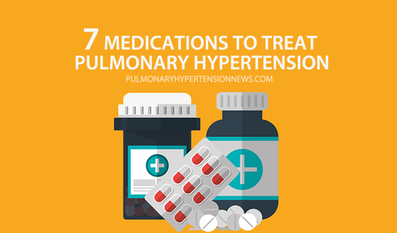 7 medications pulmonary hypertension