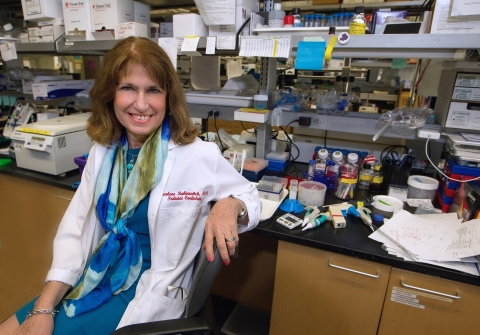 Pediatric Cardiologist Marlene Rabinovitch Honored for Life's Work on PH and Heart Disease Research