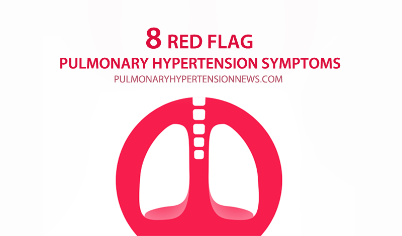 pulmonary hypertension red flag