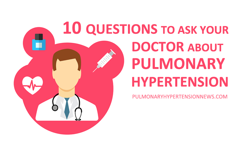 10 questions pulmonary hypertension