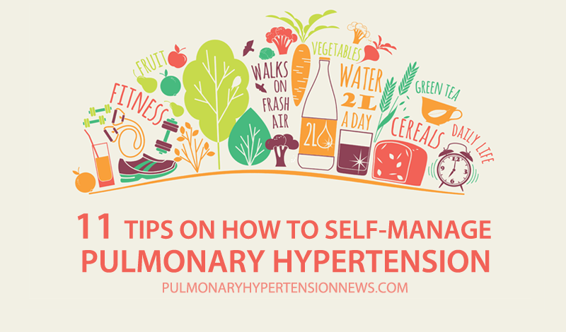 11 tips selfmanage pulmonary hypertension