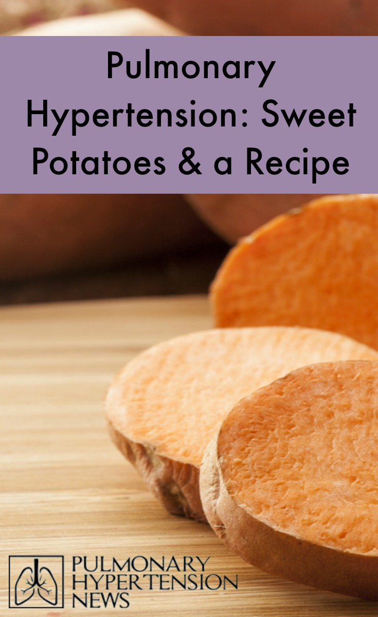 Super Food Sweet Potatoes for Pulmonary Hypertension