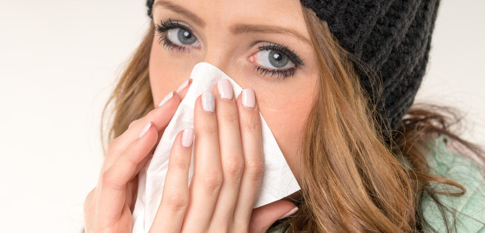 Pulmonary Hypertension in Cold and Flu Season