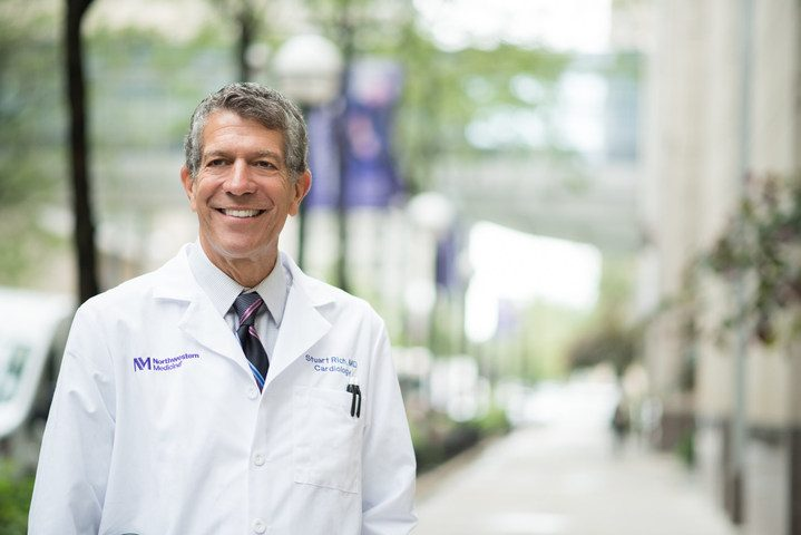 Northwestern's Pulmonary Vascular Disease Program Wins PHA Accreditation