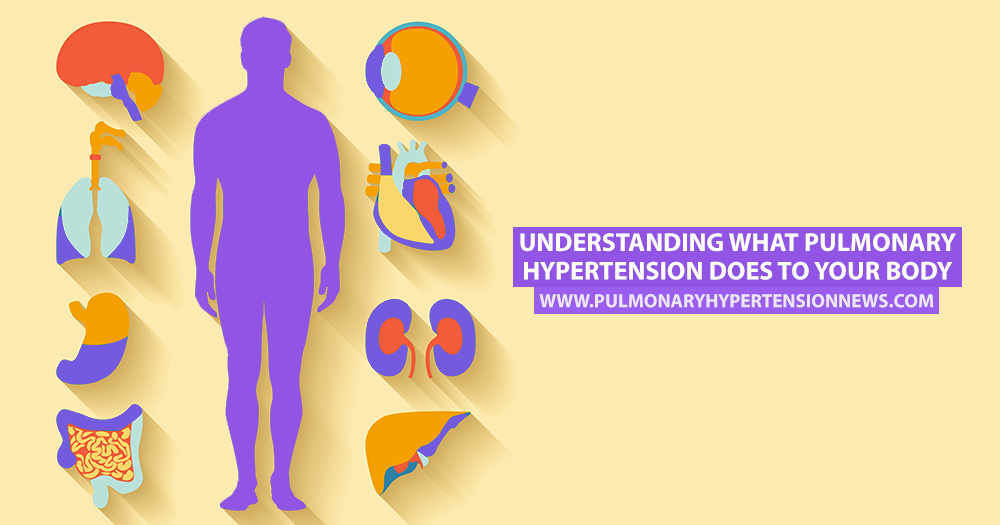 understanding pulmonary hypertension Pulmonary hypertension is rarely discovered in a routine medical examination, and in its later stages, the signs of the disease can be confused with other conditions affecting the heart and lungs pulmonary hypertension is a diagnosis of exclusion.